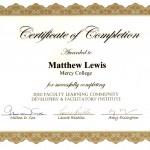 FLC Facilitator Certificate